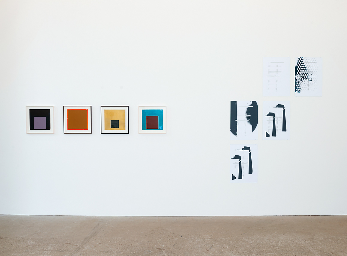 "12"". Exhibition view 2015"