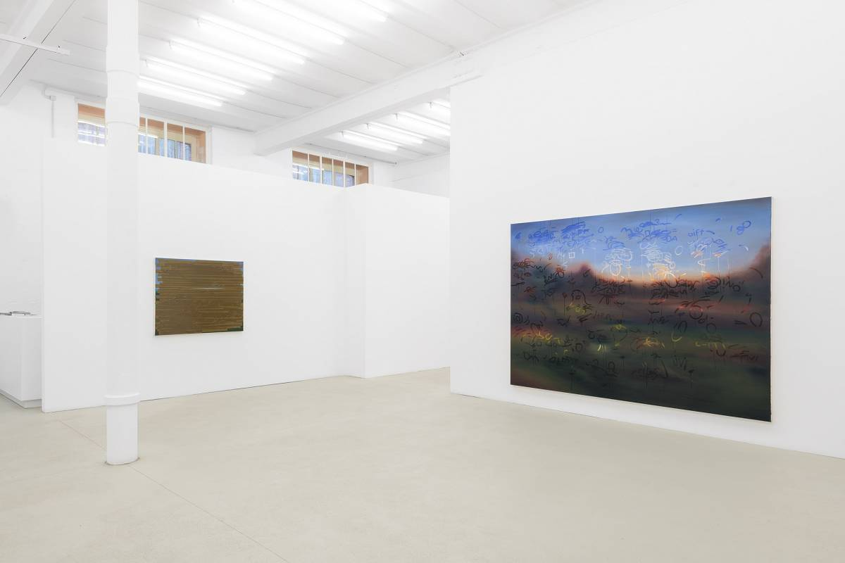 Jochen Mühlenbrink: DAWN. Exhibition view 2020